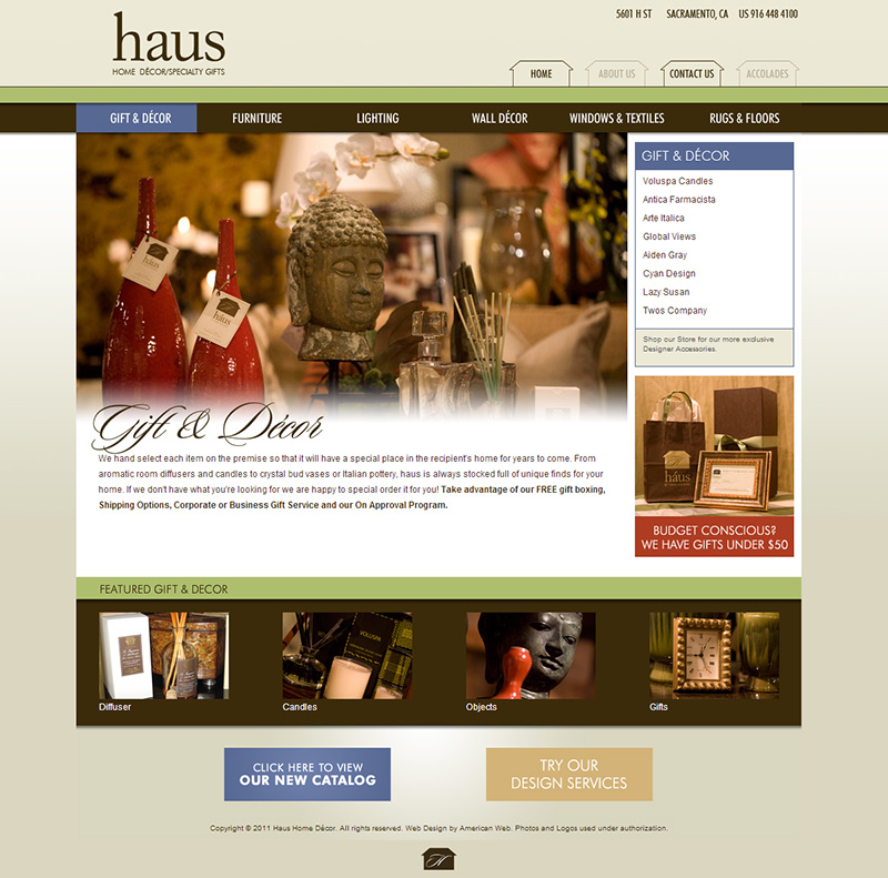 Haus Home & Gift